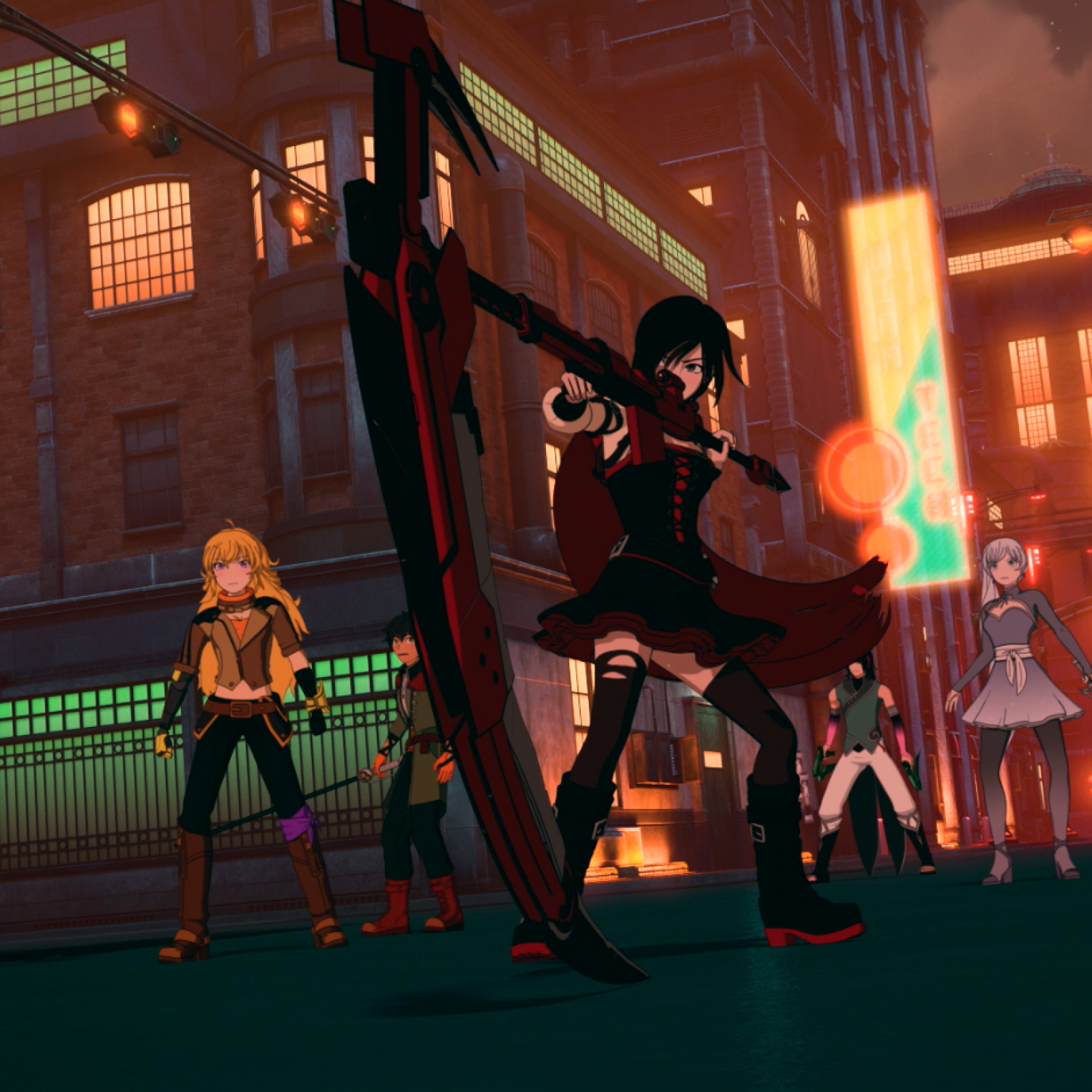 RWBY' Writers Revisit Decisions Behind
