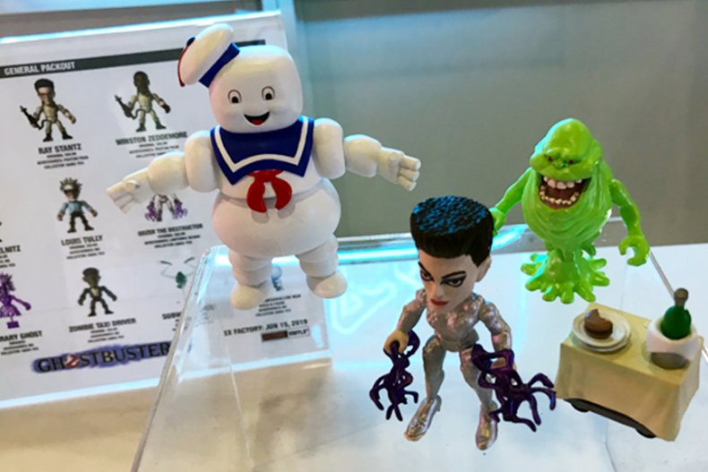 Ghostbusters Loyal Subjects Action Vinyls Blind Boxes