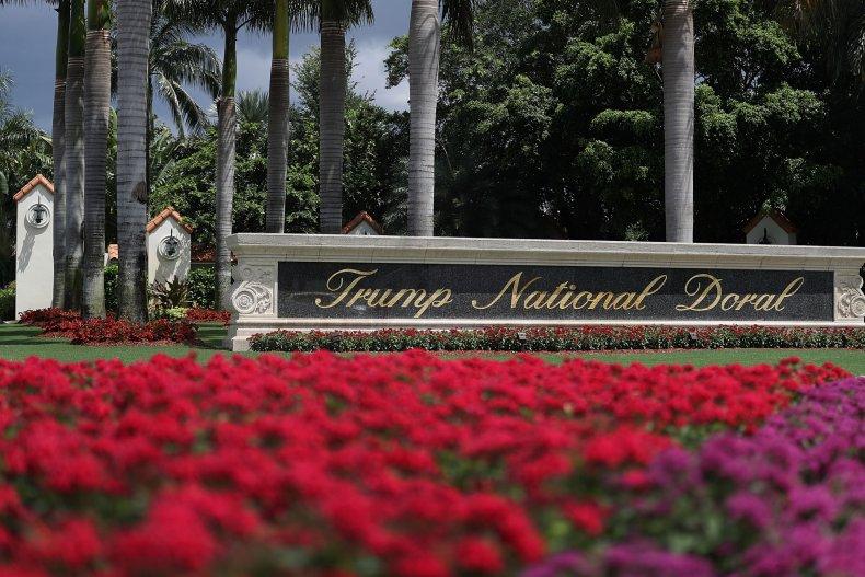 Democrats aren't letting Trump off Doral G7