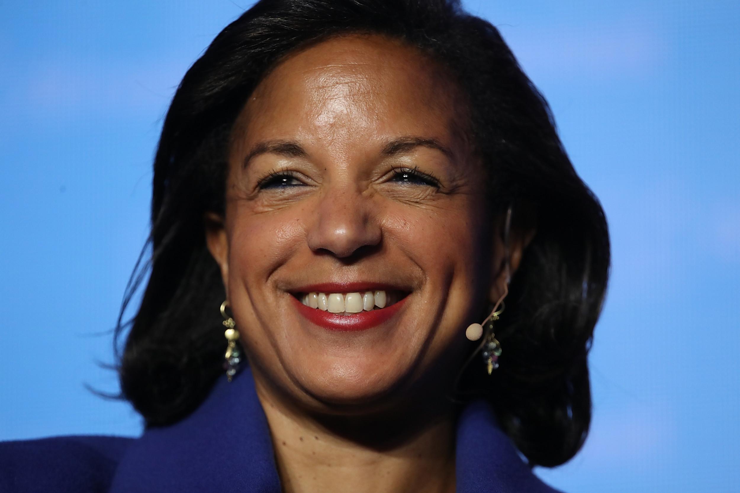 former obama adviser susan rice calls sen  lindsey graham
