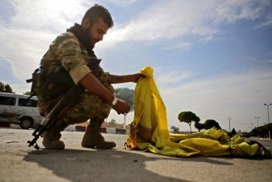 Turkey, Russia, SDF, Syria, crushed, Dmitry Peskov