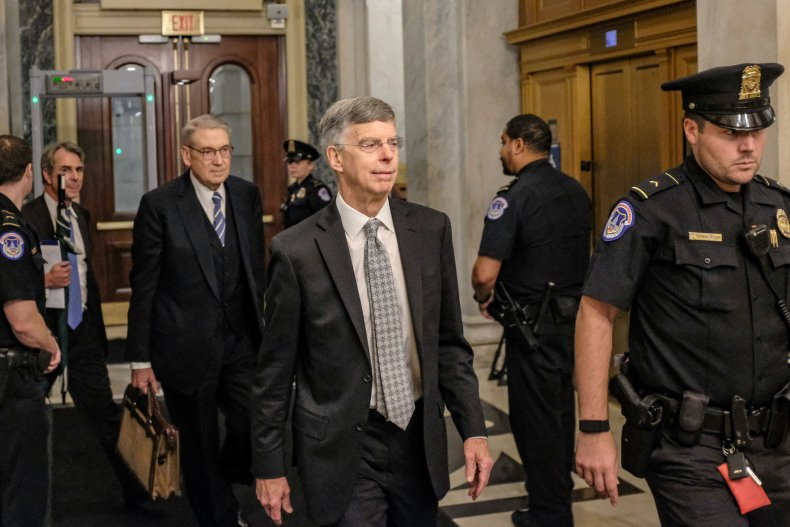 Bill Taylor Ukraine testimony