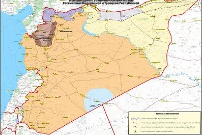 syria map russia turkey deal