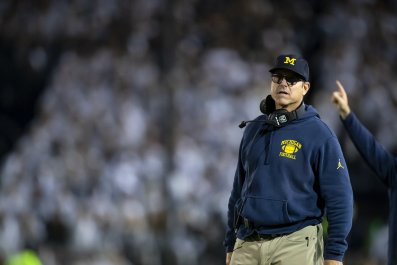 Jim Harbaugh, Michigan Wolverines