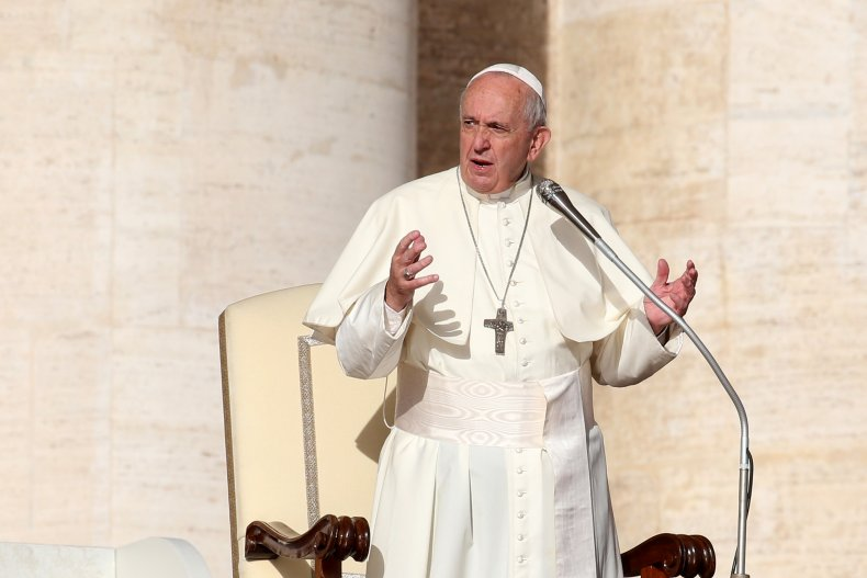 Pope Francis Vatican Financial Scandal