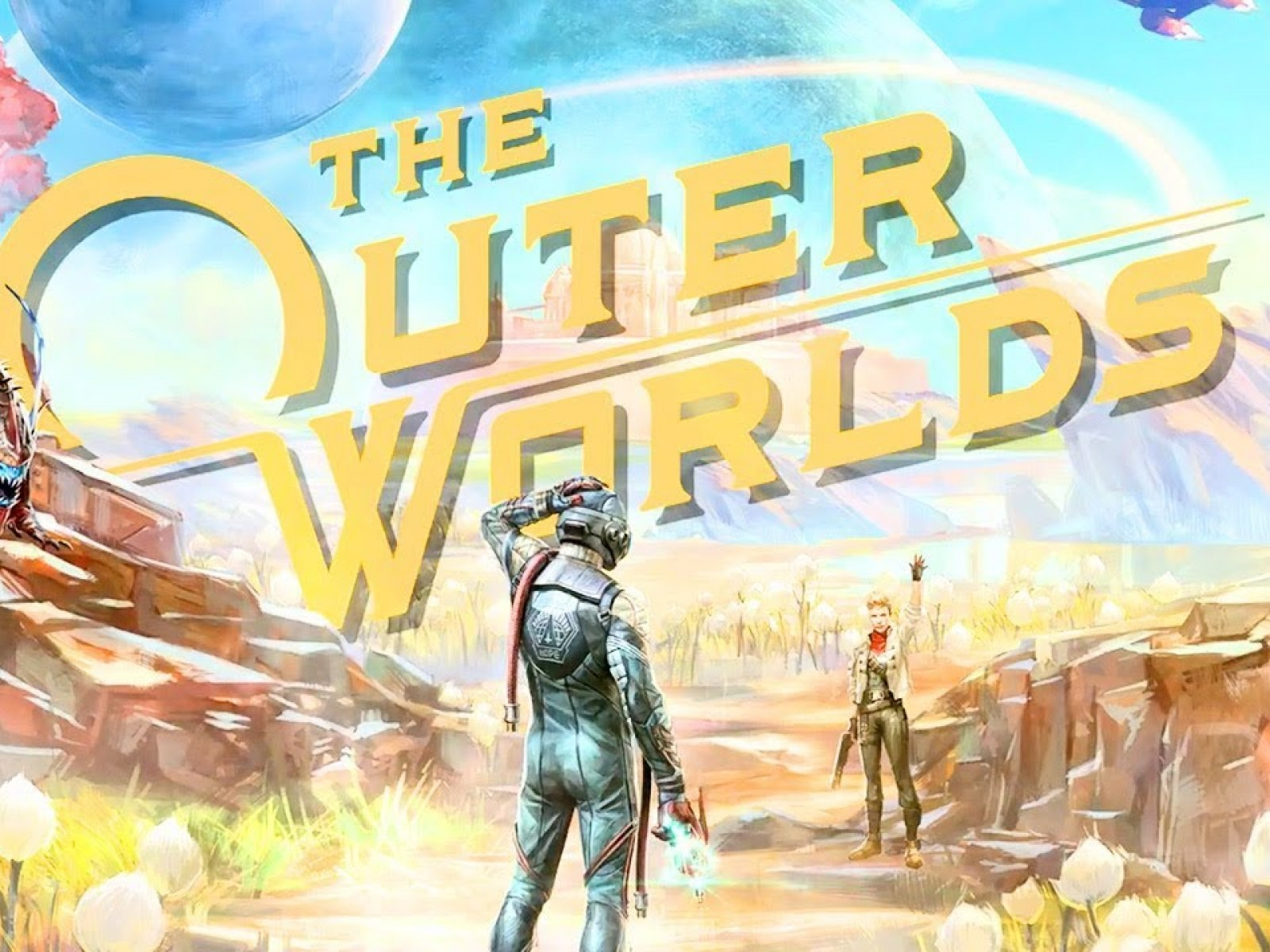The Outer Worlds Release Time When Can You Download On Pc Xbox