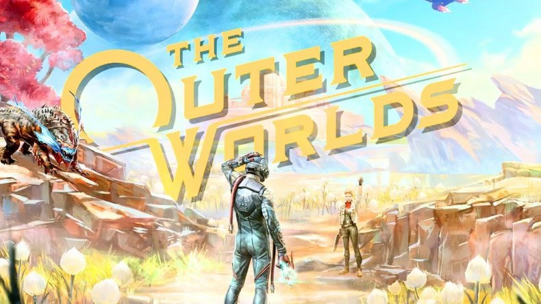 the outer worlds release time