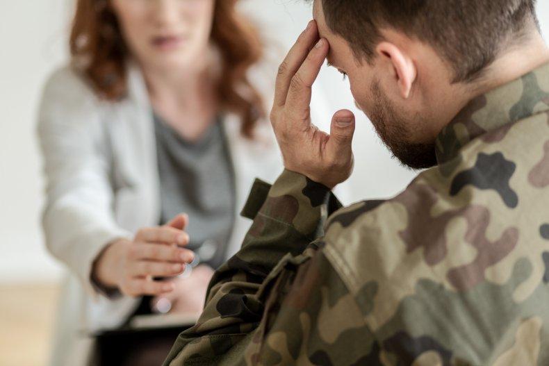 post-traumatic stress disorder, PTSD