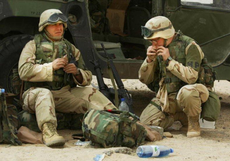 Army MREs