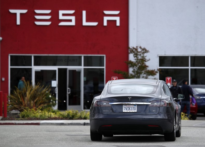 esla Model S