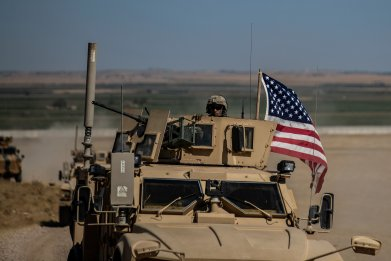 John Cornyn, Donald Trump, Syria, ethnic cleansing