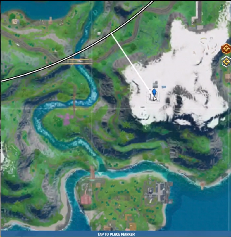 fortnite weather station map
