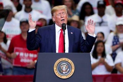 Trump Rally Colorado Border