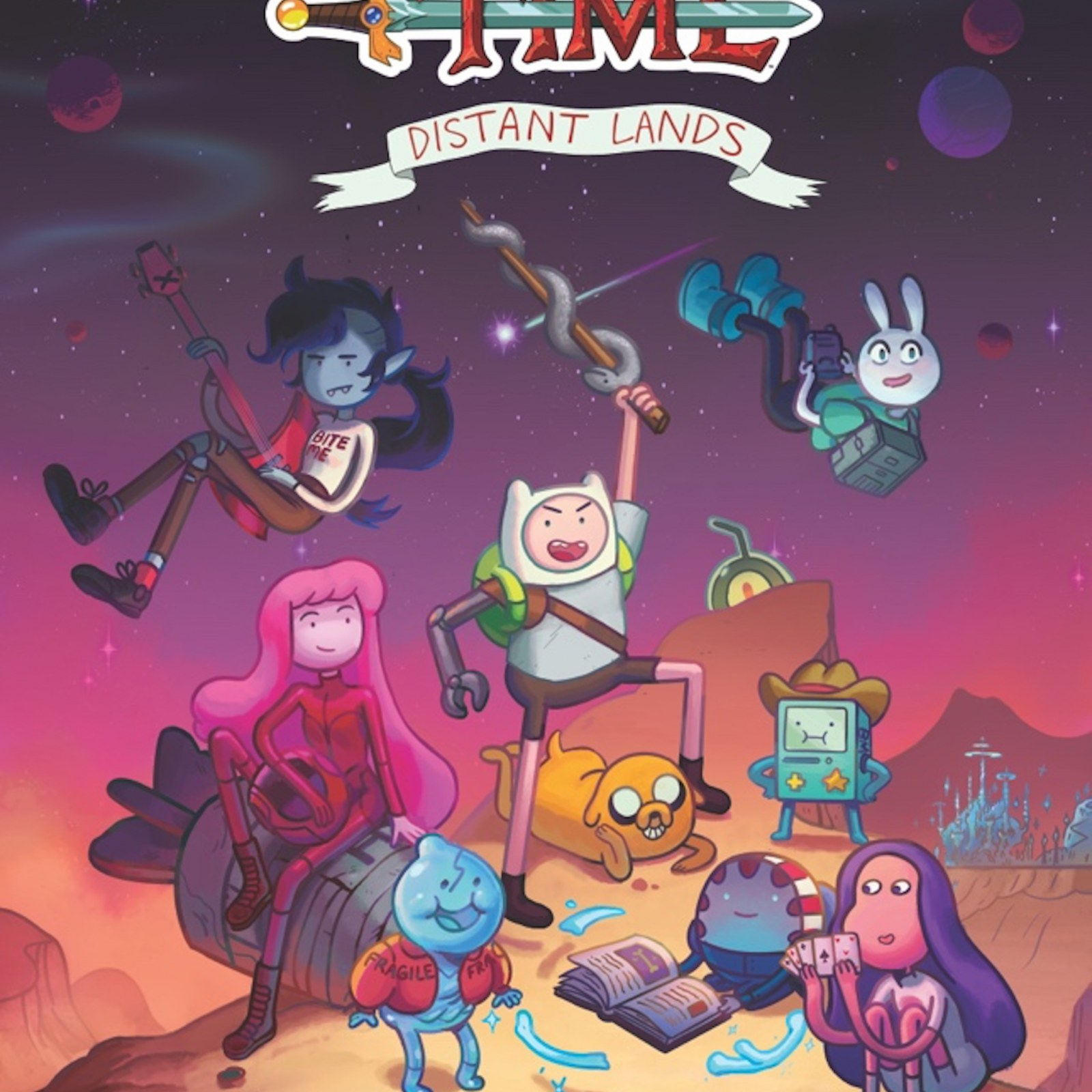 Adventure Time Returns For Distant Lands Episodes On Hbo Max With