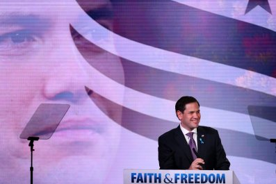 Marco Rubio Republicans aith And Freedom Coalition