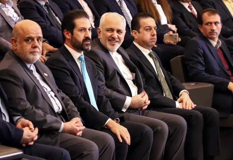 iran iraq kurdish trade conference