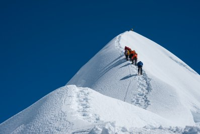 mt. everest, mountain climbing