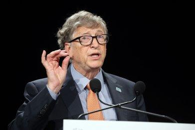 Bill Gates wealth net worth Microsoft philanthropy