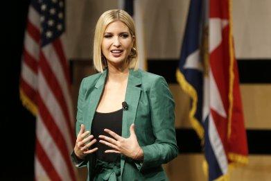 White House advisor Ivanka Trump