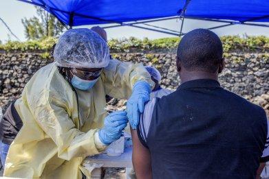 Ebola, D.R. Congo
