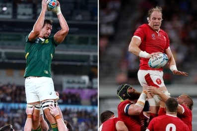 Wales, South Africa, Rugby World Cup