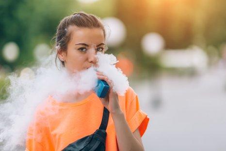 teen, vape, vaping, stock, getty, e-cigarette,