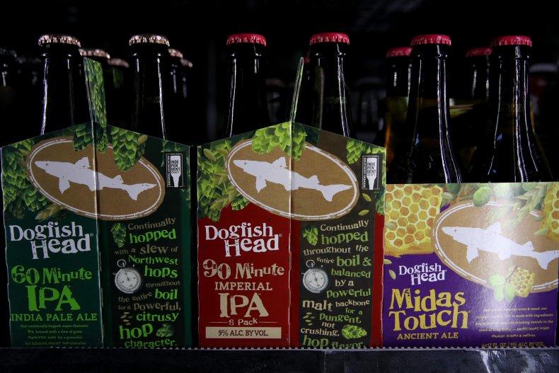 dogfish head beer craft