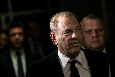 Harvey Weinstein called out