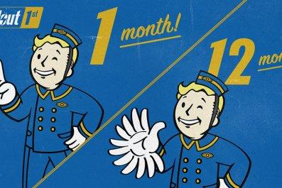fallout 76 fallout 1st subscription