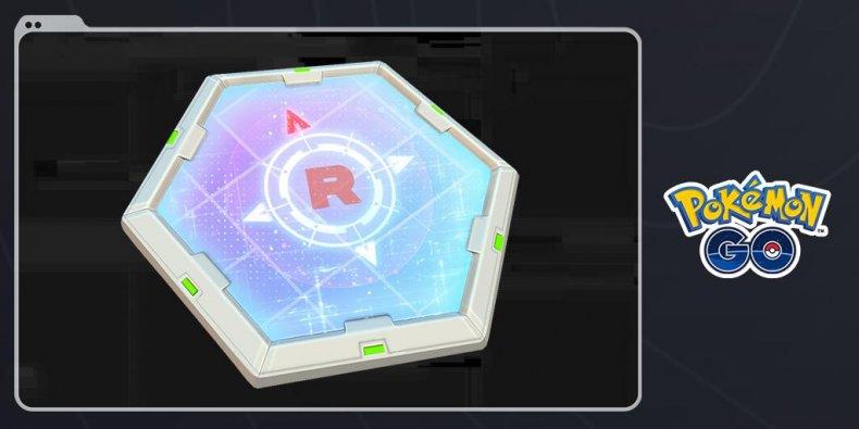 pokemon go team rocket radar