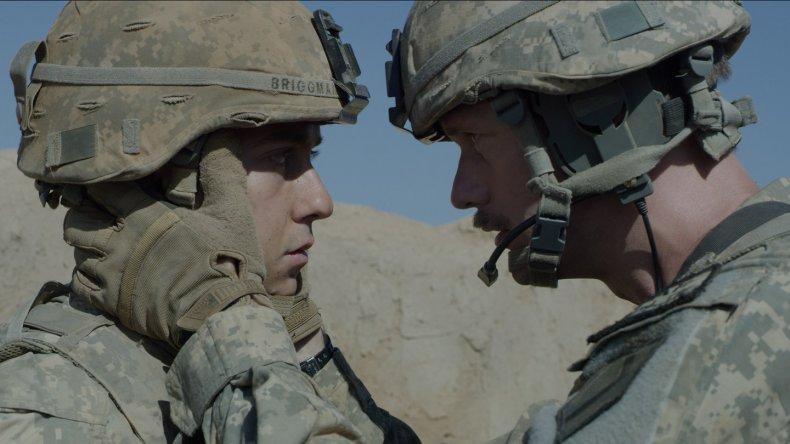 'The Kill Team' Starring Nat Wolff andAlexander Skarsgård