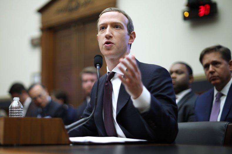 Mark Zuckerberg fake facebook ad