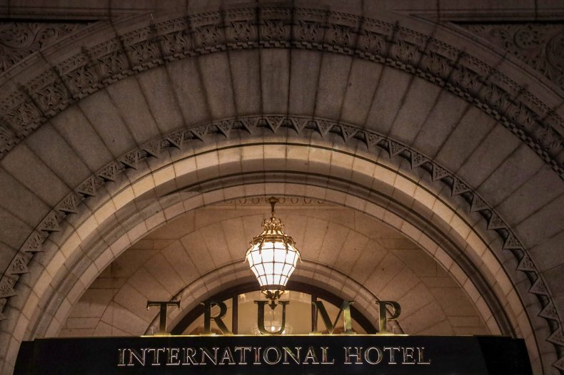 Trump Hotel Sale Richard Painter