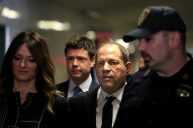Weinstein Confronted At Bar