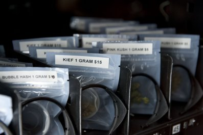 The Age of Weed Vending Machines