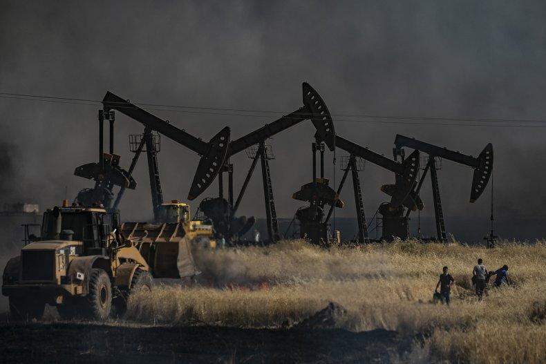 Al-Qahtaniya oil field