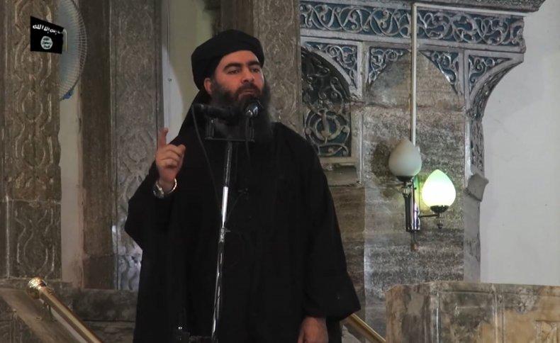 abu bark al baghdadi ISIS