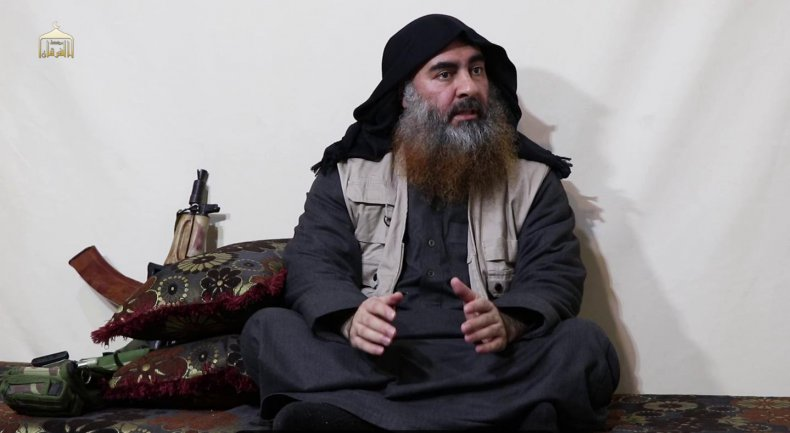 isis abu bakr baghdadi video