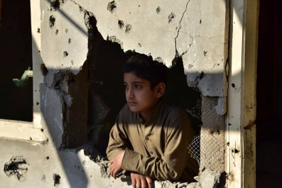 india pakistan shelling border kashmir