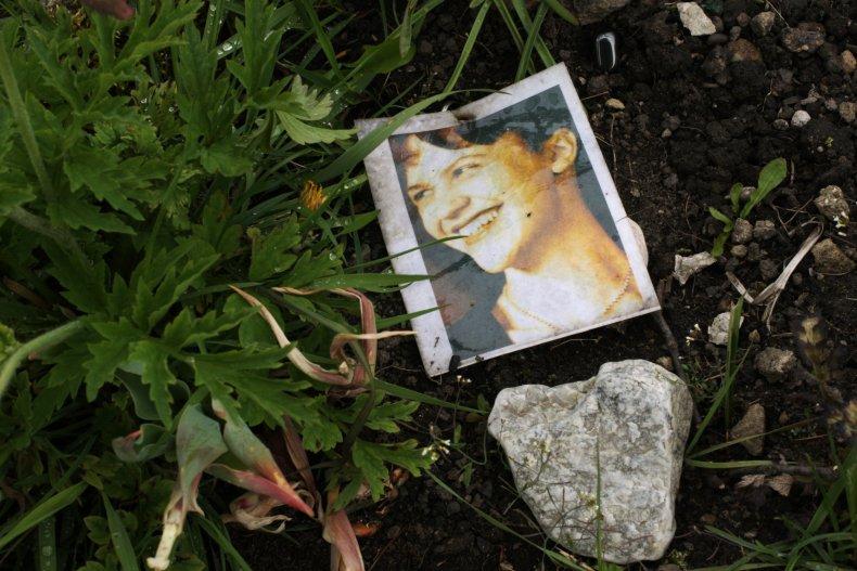 Grave Of Sylvia Plath