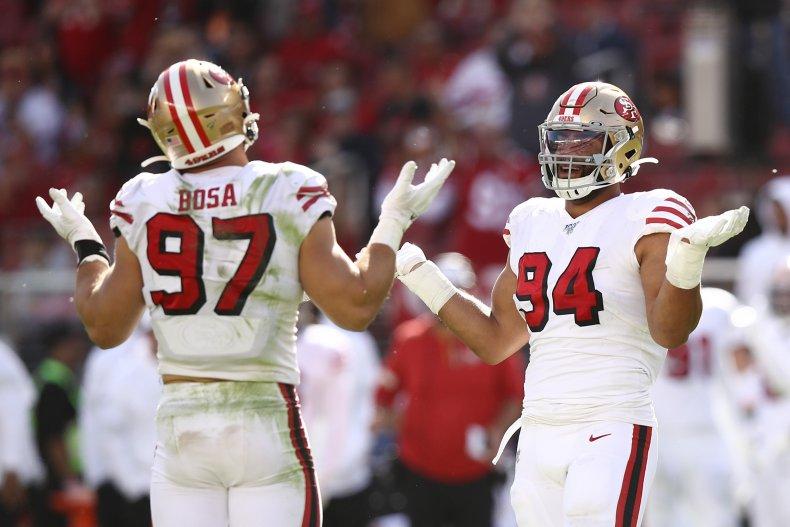 Nick Bosa, San Francisco 49ers