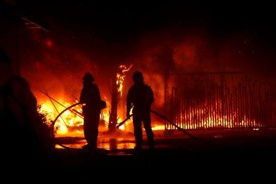Kincade fire sonoma county october 2019