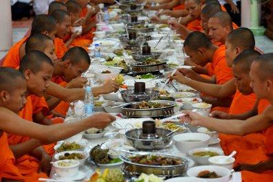 CAMBODIA-RELIGION-FESTIVAL