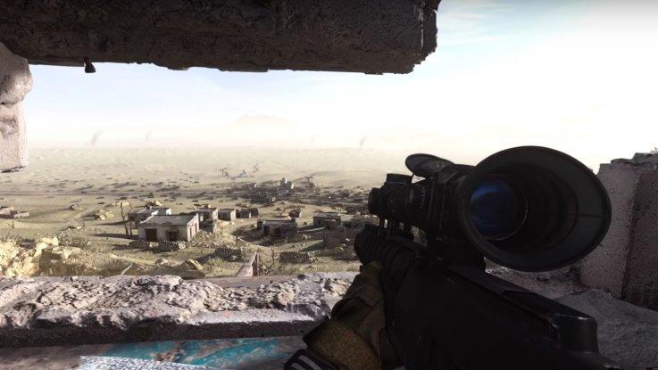 Amerikanci svoje zločine u video igri prikazali kao ruske. Modern-warfare-highway-death