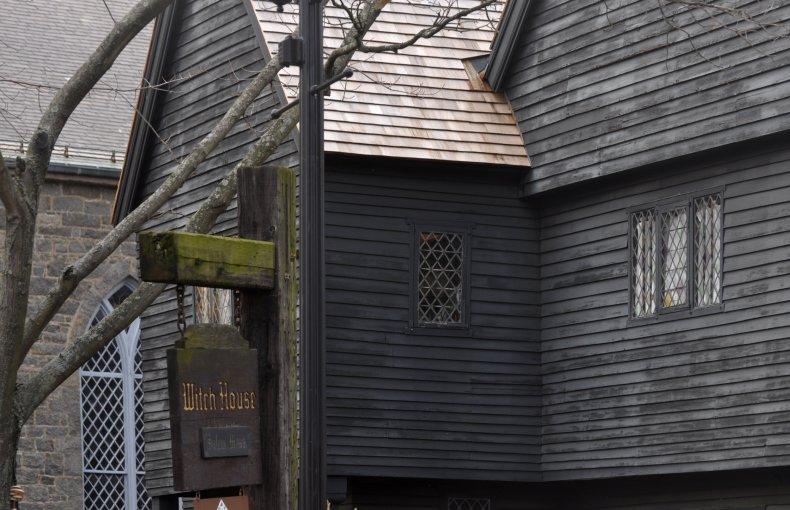 Jonathan Corwin House Salem MA