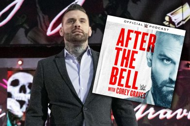 wwe after the podcast corey graves
