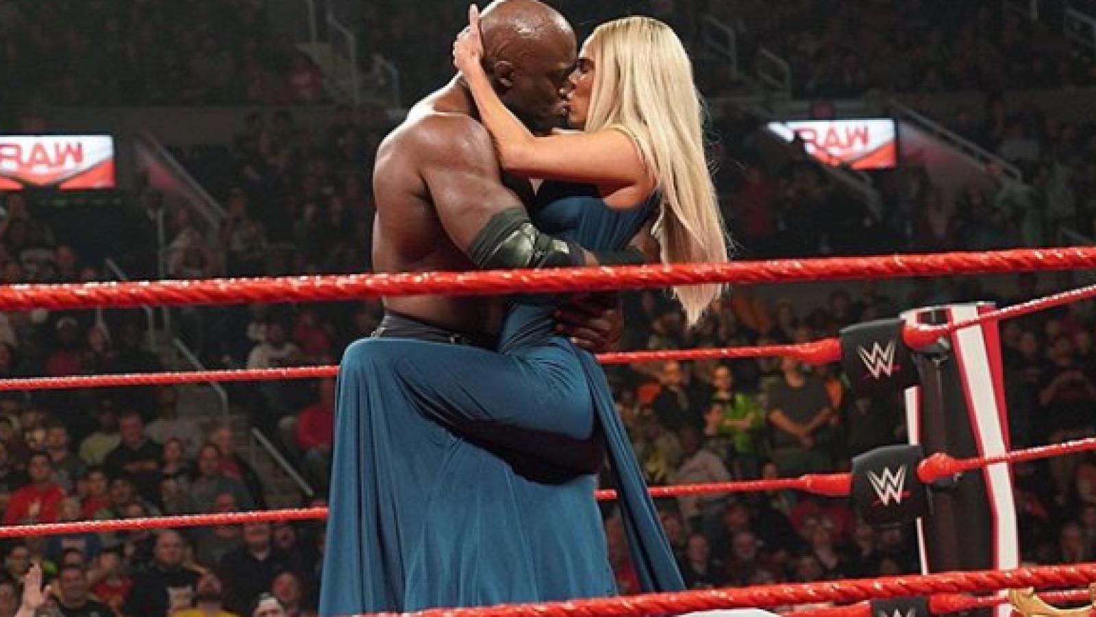 Rusev Says Reason Lana & Bobby Lashley Aggressively Kissed On WWE Raw 1