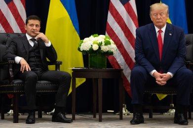 Donald Trump, Ukraine, Volodymyr Zelenskiy, Alexander Vindman