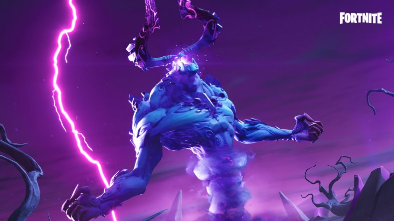 fortnite storm king 1110 patch notes