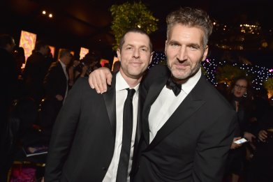 'Game of Thrones' Duo David Benioff and D.B. Weiss Quit 'Star Wars' Trilogy